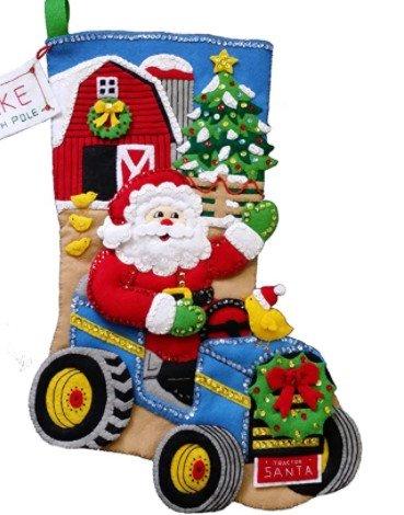 Christmas on the Farm Stocking Kit