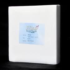 E-ZEE Tear Washaway 1.5oz 7.5x8 squares 250pk Wht