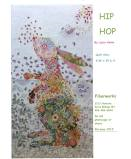 Hip Hop Collage Pattern by Laura Heine