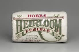Hobbs Fusible Batting Queen 80%/20%