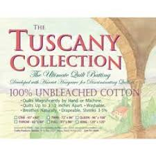 Tuscany 100% Unbleached Cotton Queen 96x108