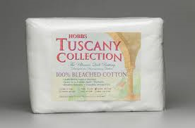 Tuscany 100% Unbleached Cotton Twin 72x96