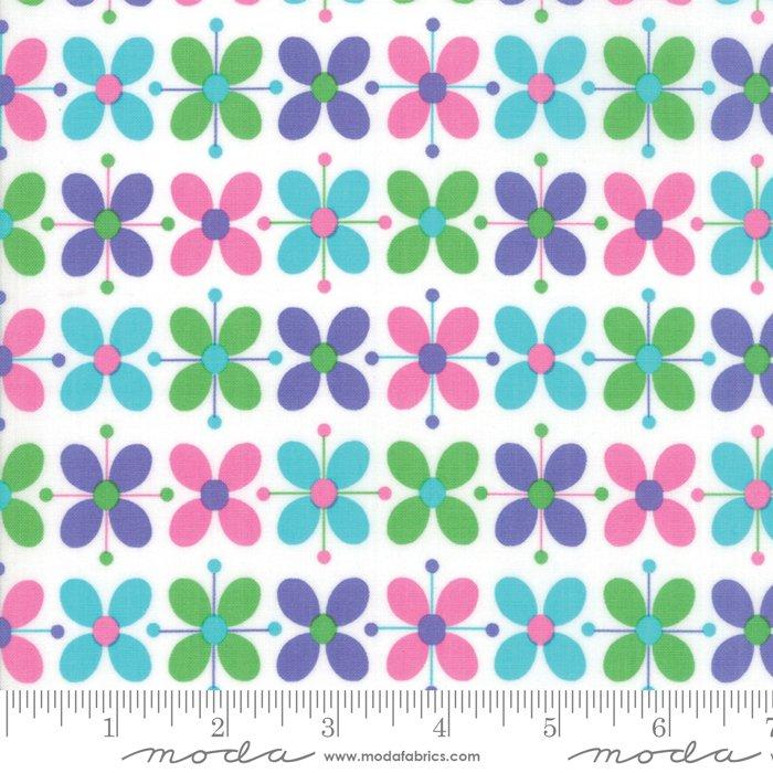 Flower Sack White