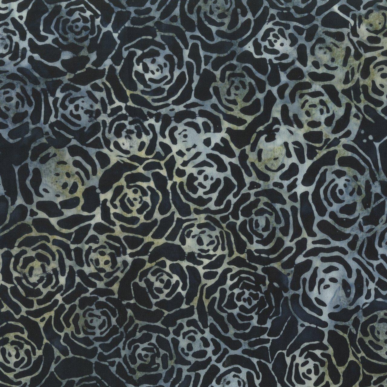 Roses,Black