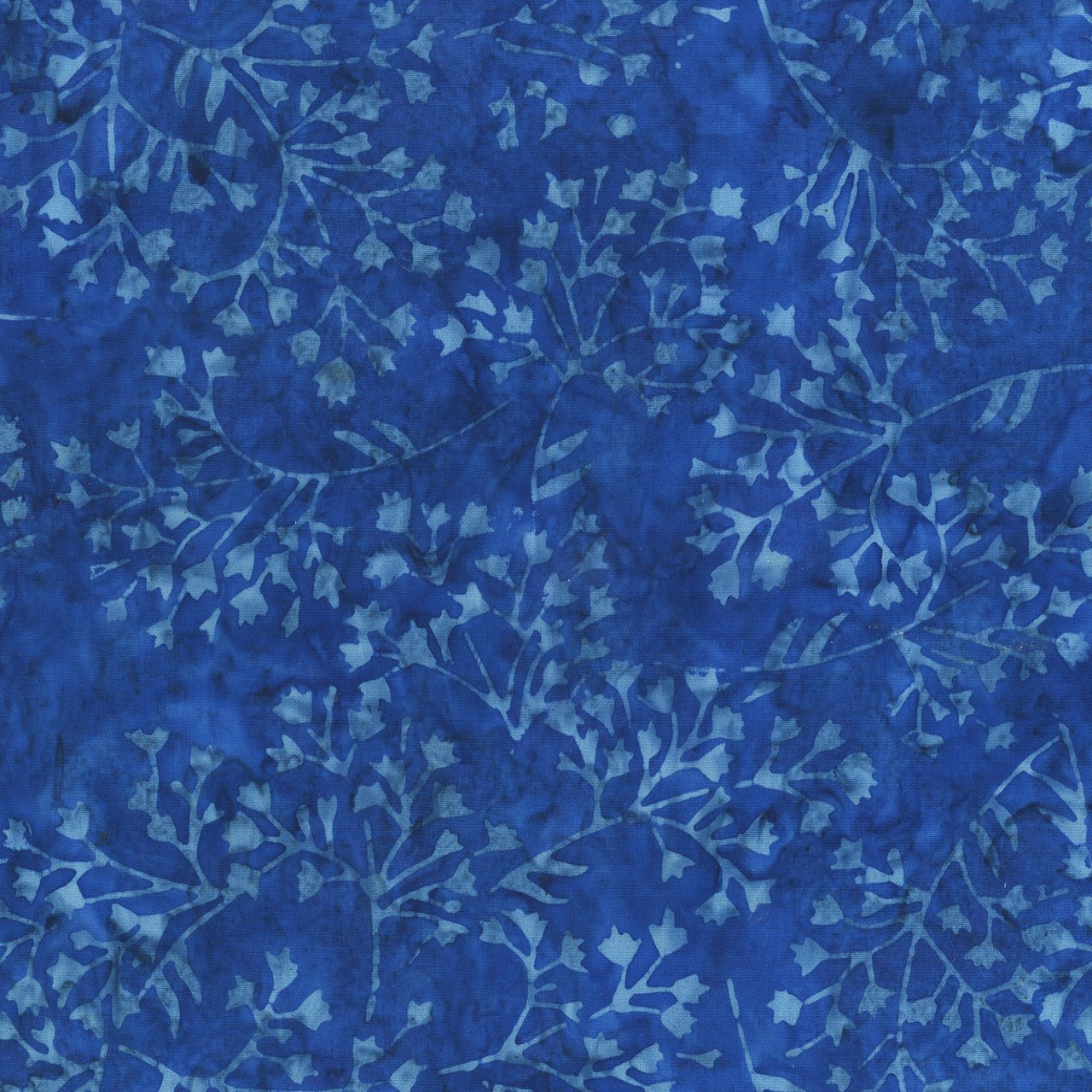 Fat Quarter - Baby's Breath, Ultramarine