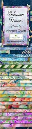 Bohemian Dreams, 2-1/2 Strips, 24pc