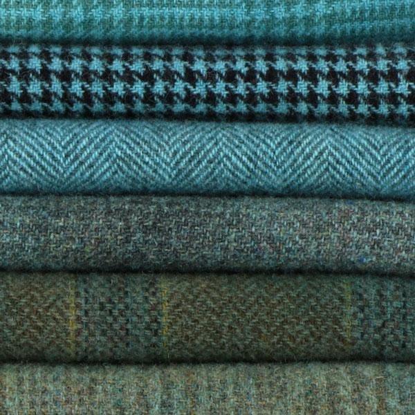Wool Bundle -Turquoise