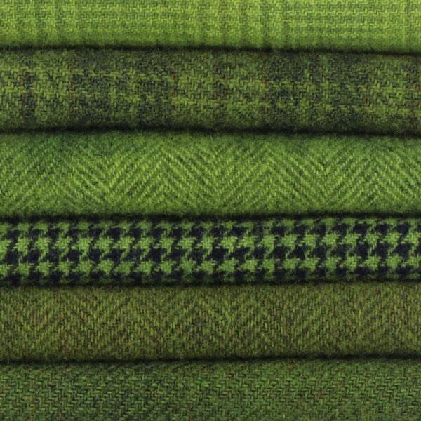 Wool Bundle - Peridot