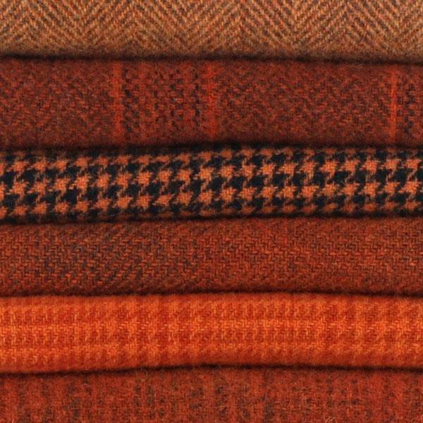 Wool Bundle -Pumpkin