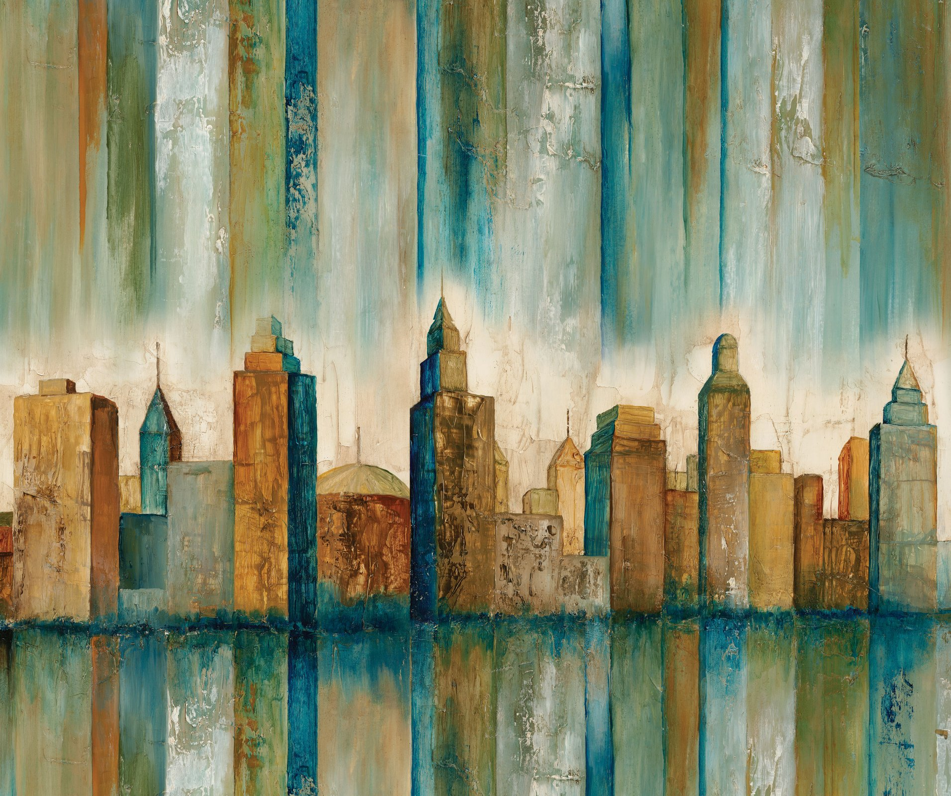 Urban Reflections Panel