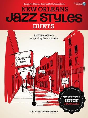 NEW ORLEANS JAZZ STYLES DUETS - COMPLETE EDITION