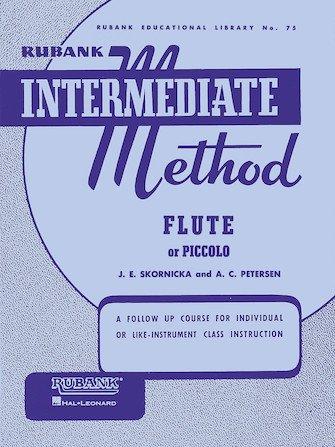 Rubank Intermediate Flute Method