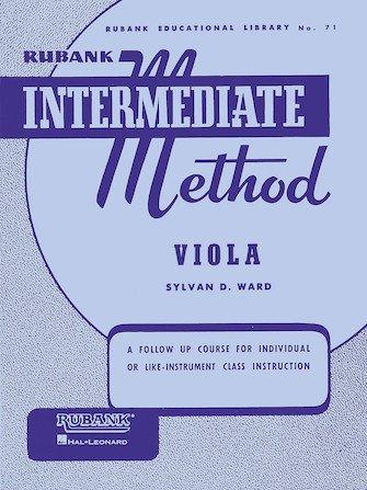 Rubank Intermediate Method - Viola