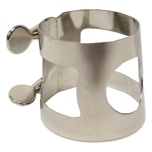 Clarinet Ligature (Silver)