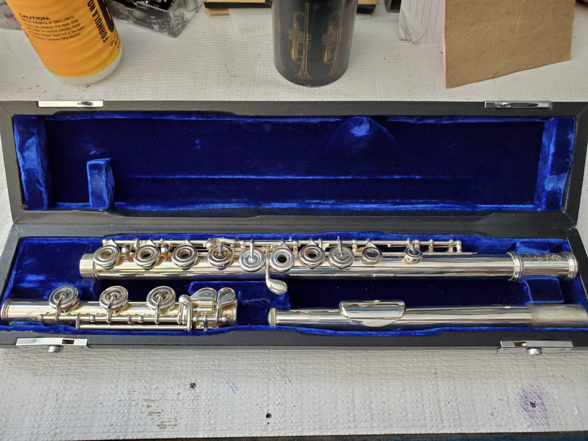 Di Zhao DZ-700 Professional Flute
