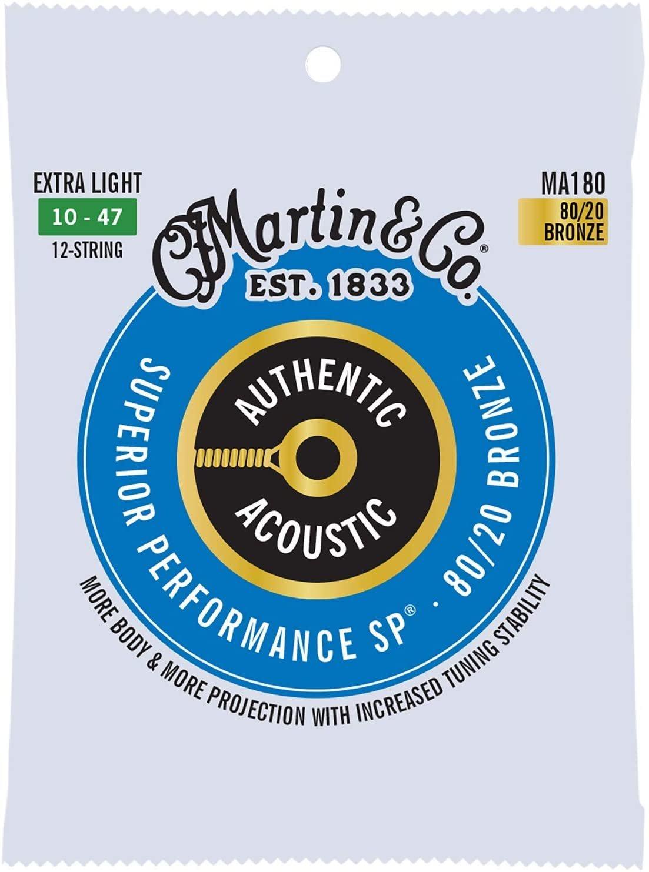 Martin Authentic 80/20 X Lt 1212-String