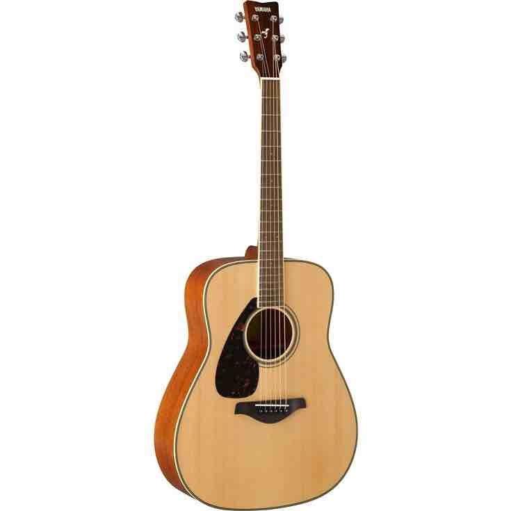 FG820L Dreadnought Left-Handed Acoustic Yamaha  Guitar