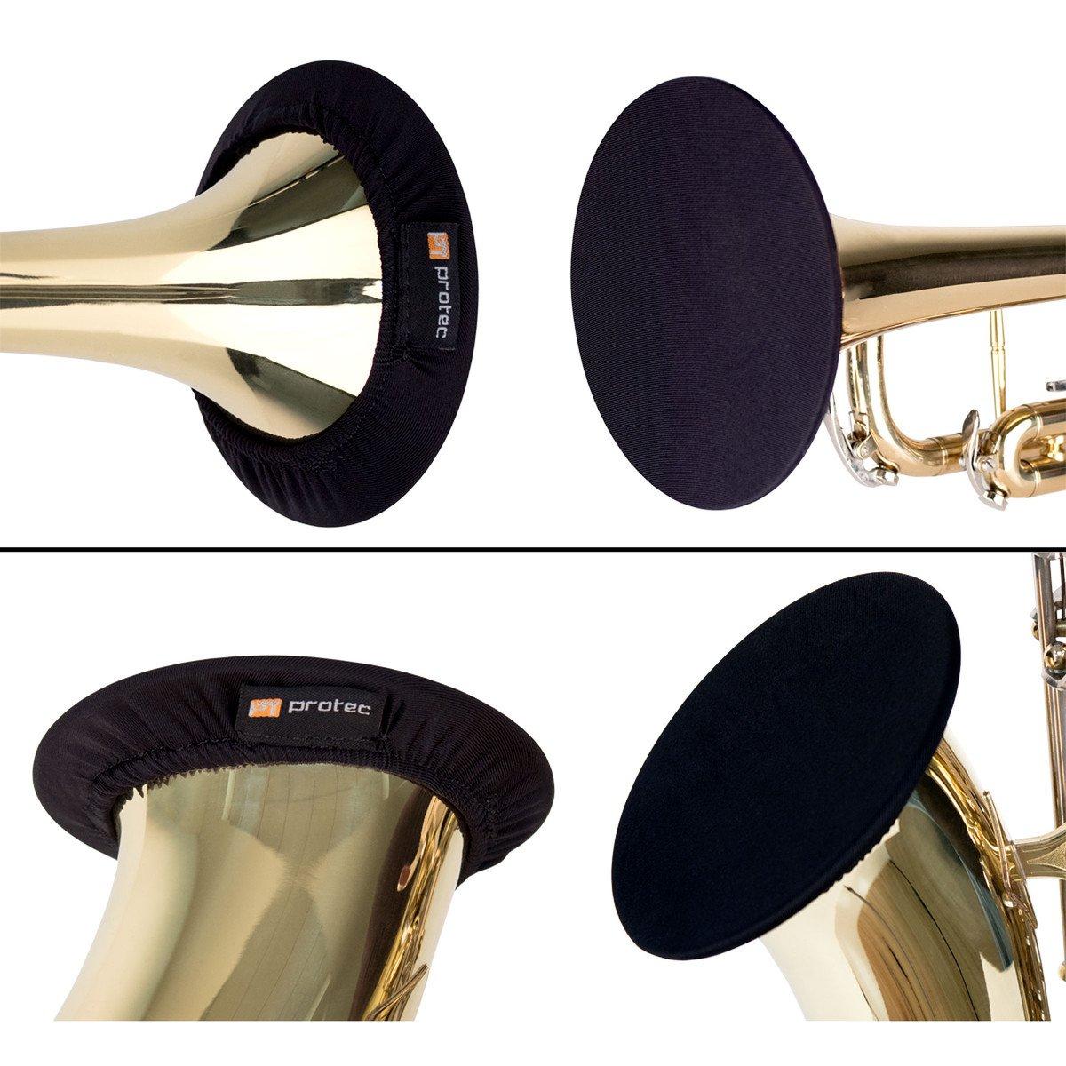 Instrument Bell Cover 3.75-5 Trumpet/B.Clarinet/Soprano+Alto Sax