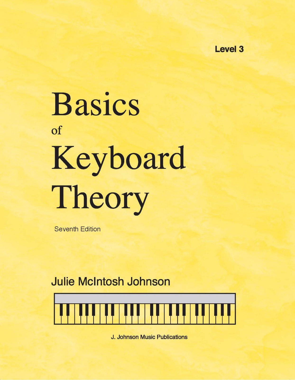 Basics Of Keyboard Theory Level 3 Julie Johnson