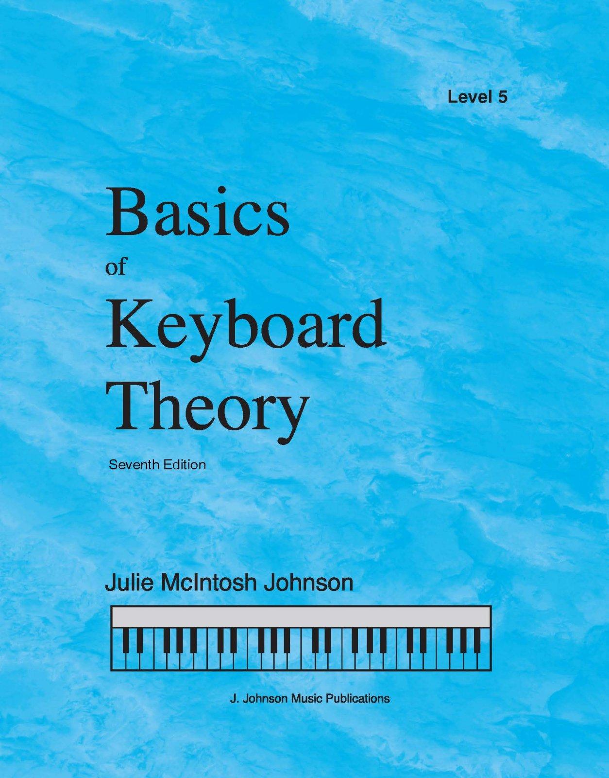 Basics Of Keyboard Theory Level 5 Julie Johnson