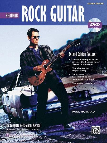 Complete Rock Guitar Method Beginning Rock Guitar 2nd Edition