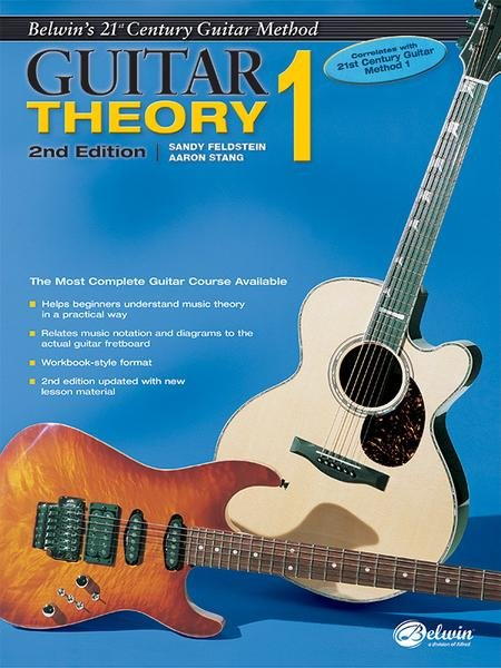 Belwin's 21st Century Guitar Theory 1 (2nd Edition)