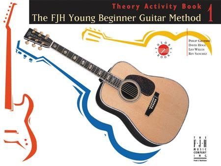 FJH Young Beginner Guitar Method Theory Activity Bk1, The