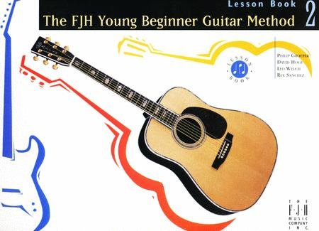 FJH Young Beginner Guitar Method Lesson Bk2, The