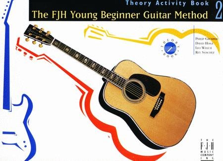 FJH Young Beginner Guitar Method Theory Activity Bk2, The