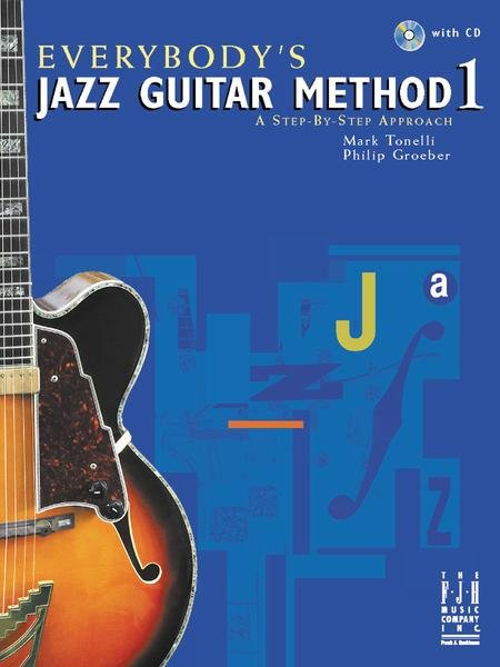 Everybody's Jazz Guitar Method 1