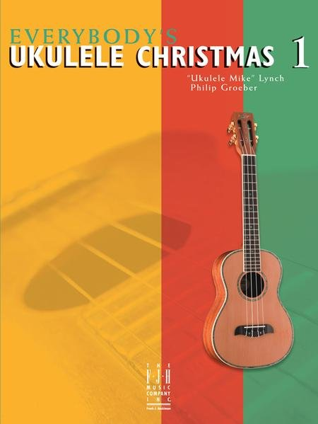 Everybody's Ukulele Christmas, Book 1