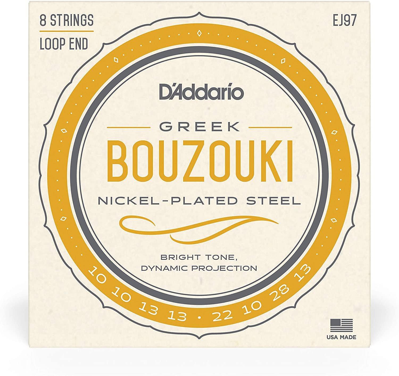 D'Addario EJ97 Greek Bouzouki
