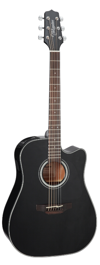 Takamine GD30CE-BLK Acoustic Electric guitar