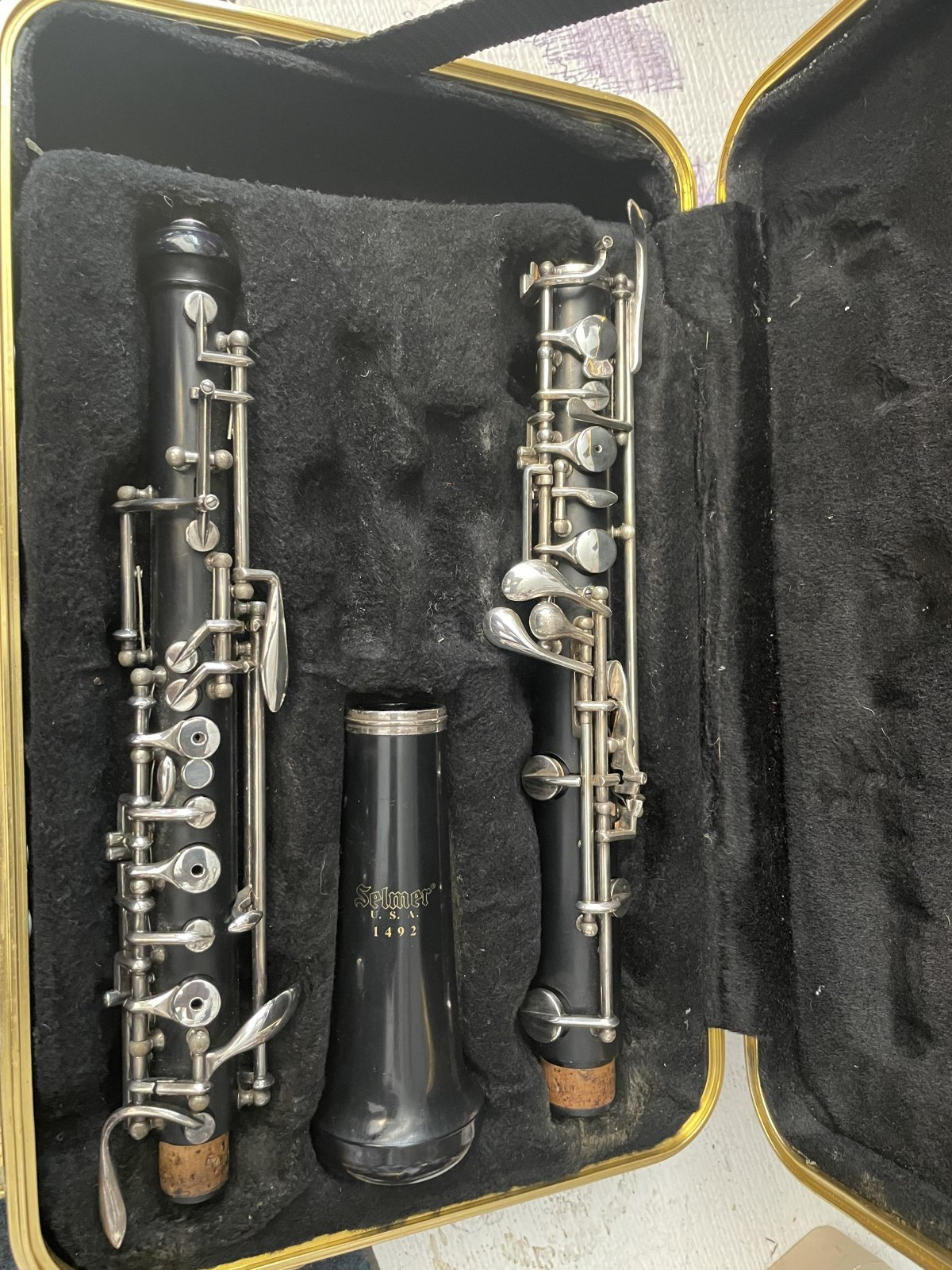 Selmer 1492 Oboe (used) consignment
