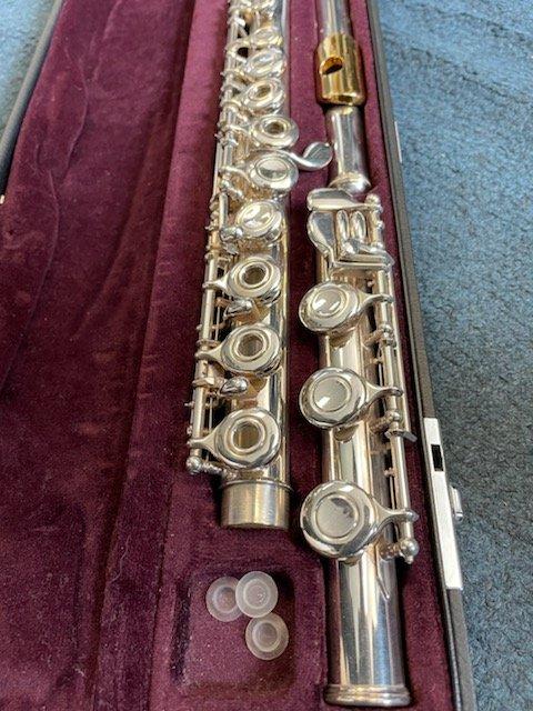 Yamaha YFL461 Flute (used)