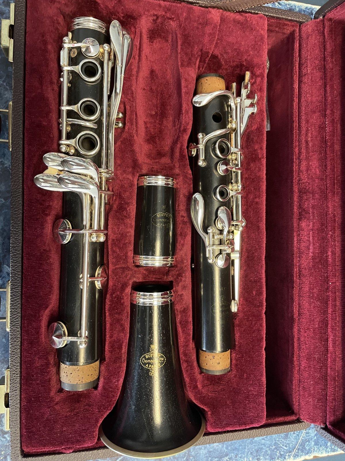 Buffet E11 (Used) clarinet