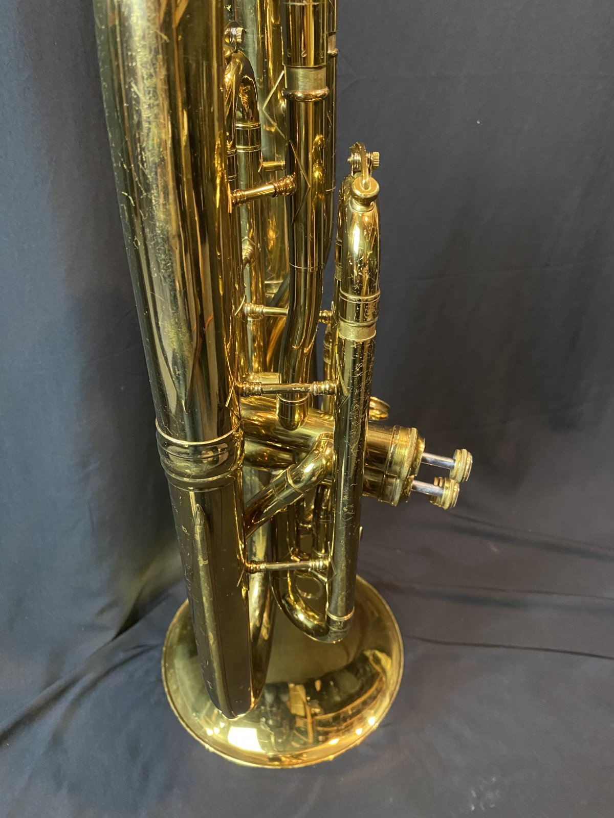 King 2268 Baritone (used)