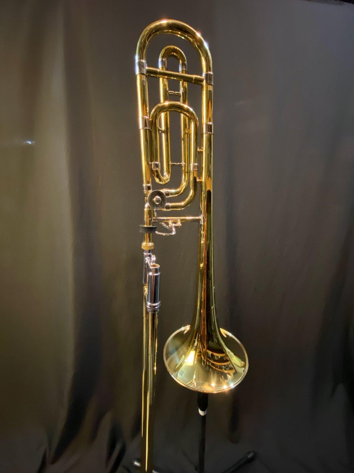 Bach TB200B Tenor Trombone (Used). Intermediate