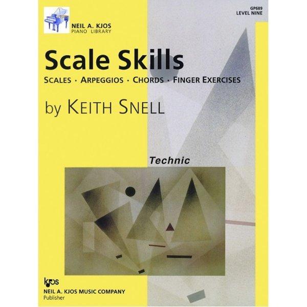 Scale Skills Level 9