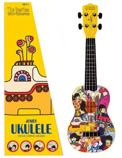 JHS Beatles Yellow Submarine Ukulele
