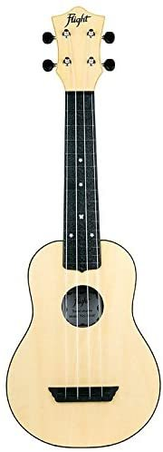 Flight Travel Soprano Ukulele
