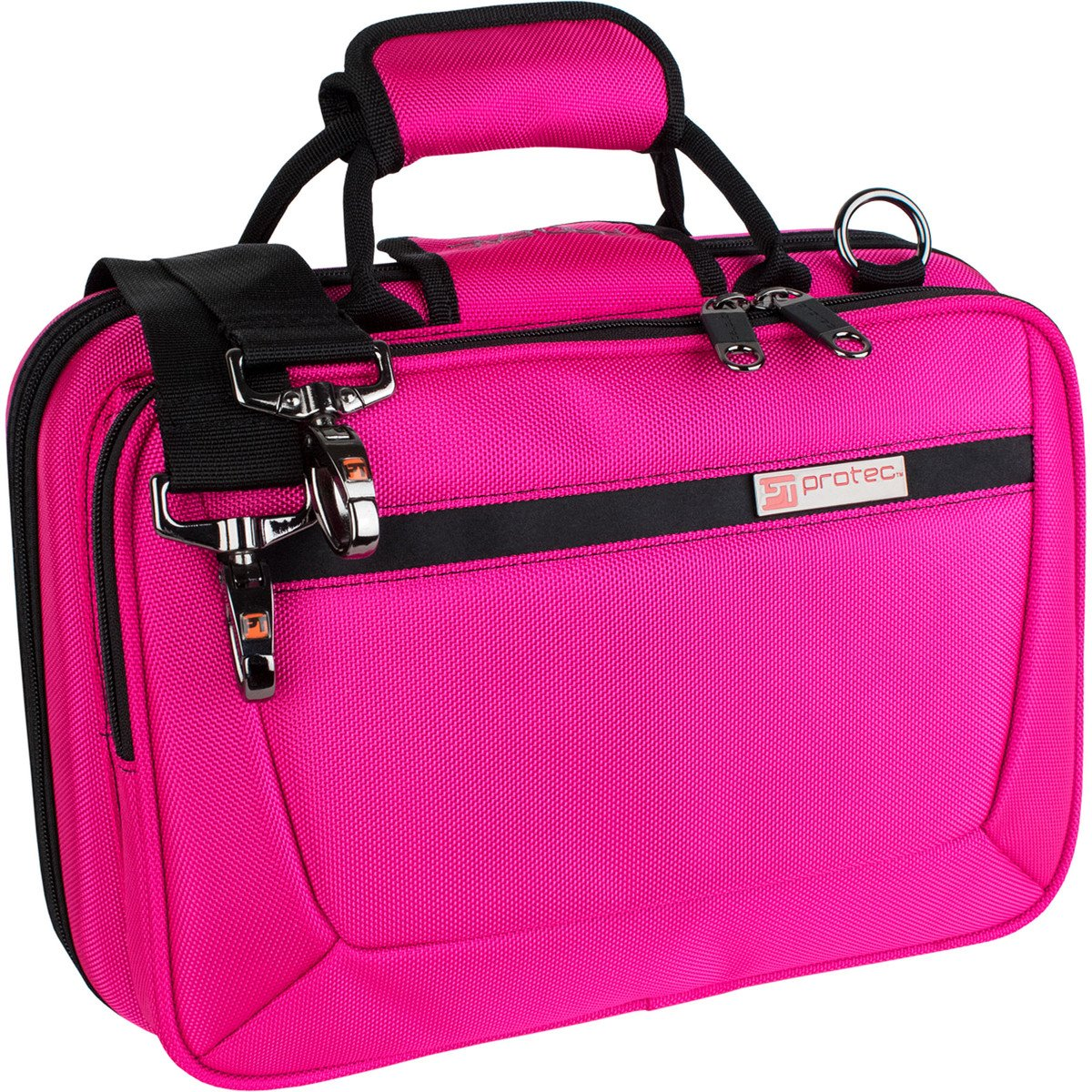 Protec Slimline Pro Pac Clarinet Case (Hot Pink)