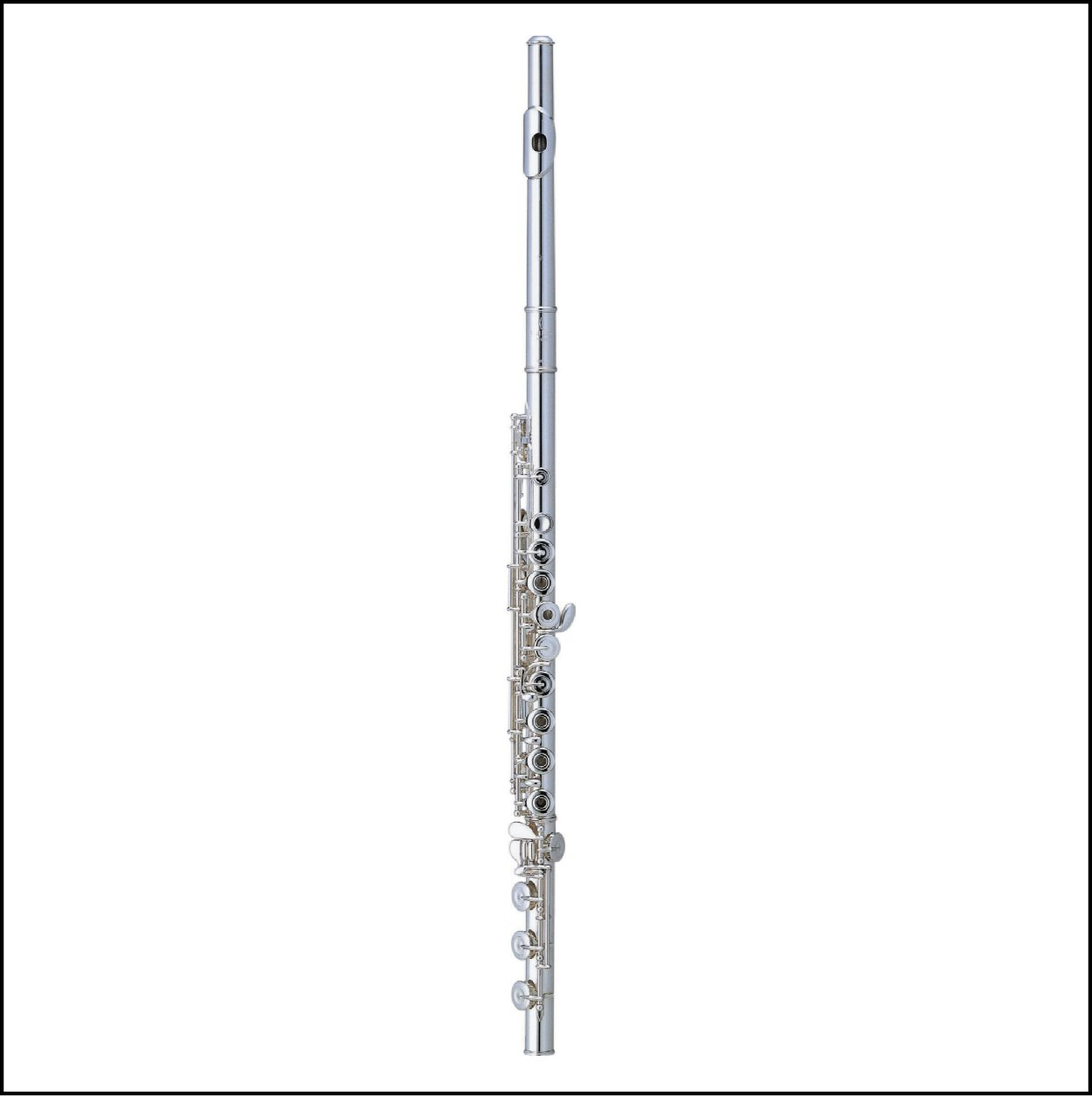 Pearl 665 RBE1RB Flute