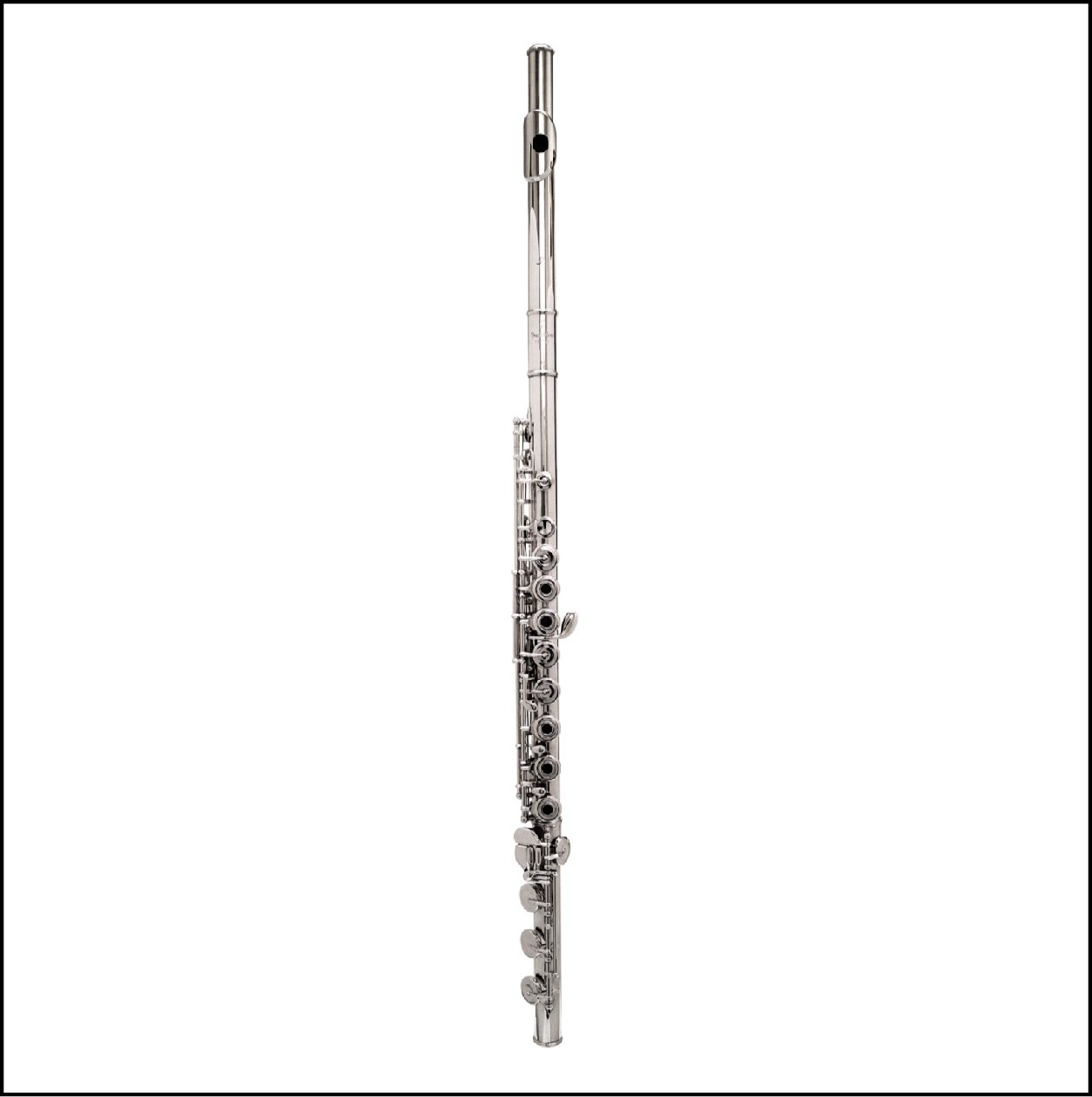 Pearl 765 RBE1RB Flute