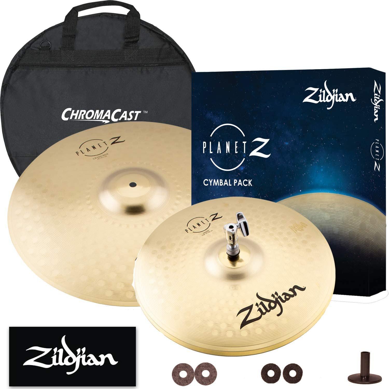 Planet Z Fundamental Cymbal Pack