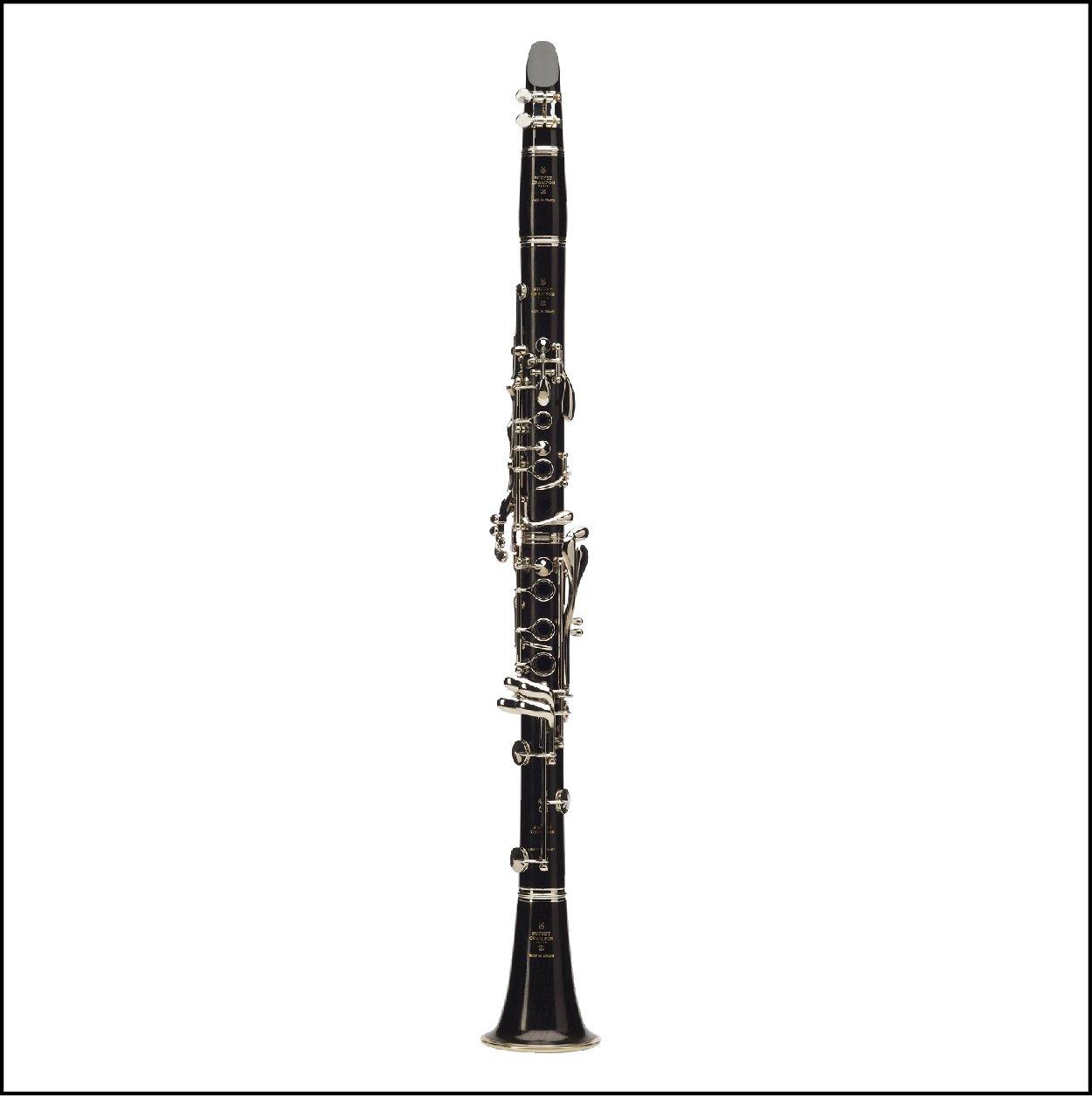 Buffet R13 Silver Keys clarinet