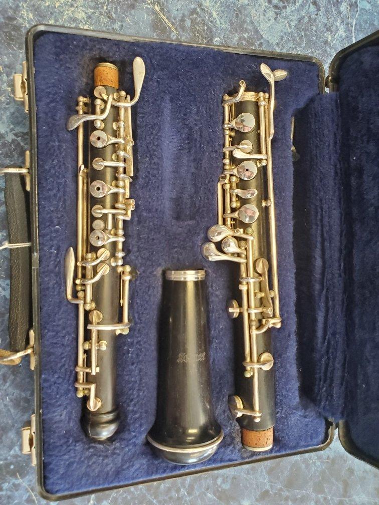 Selmer Oboe Wooden