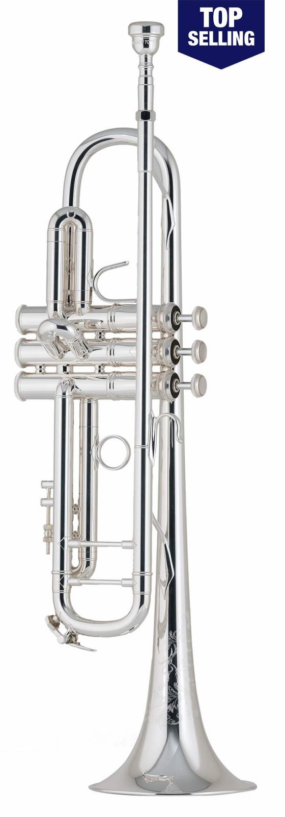 Bach Strad 190S37 trumpet