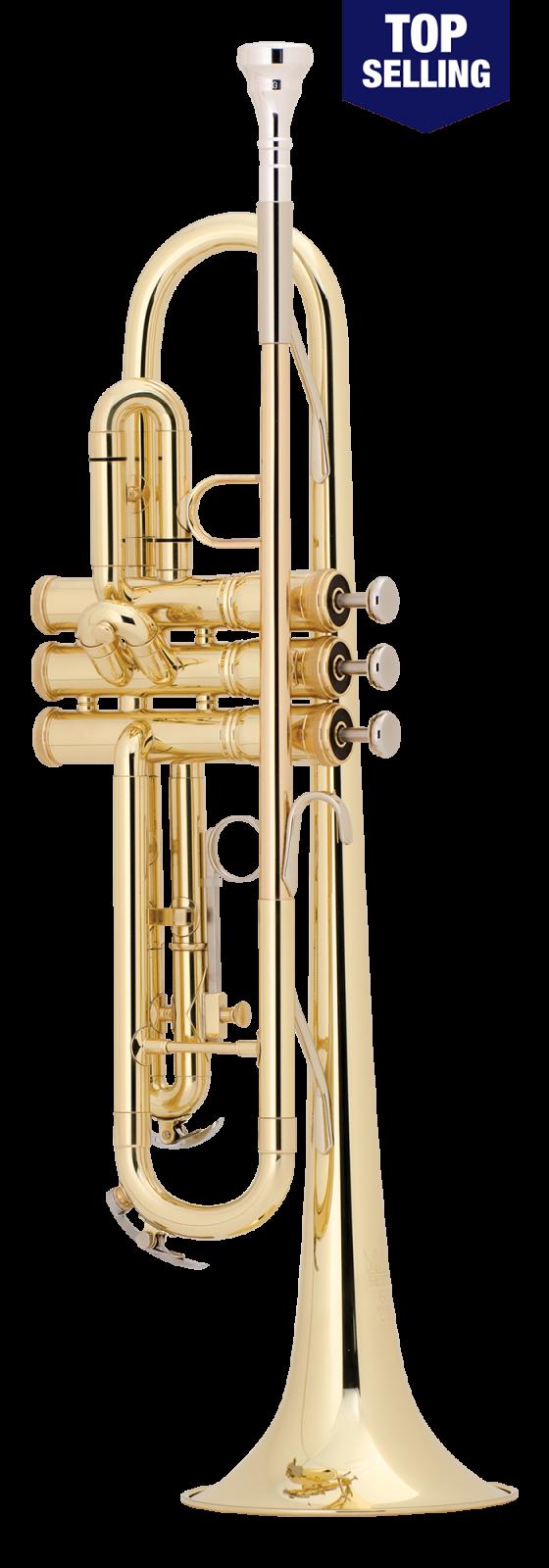 King 601 Student Trumpet NEW