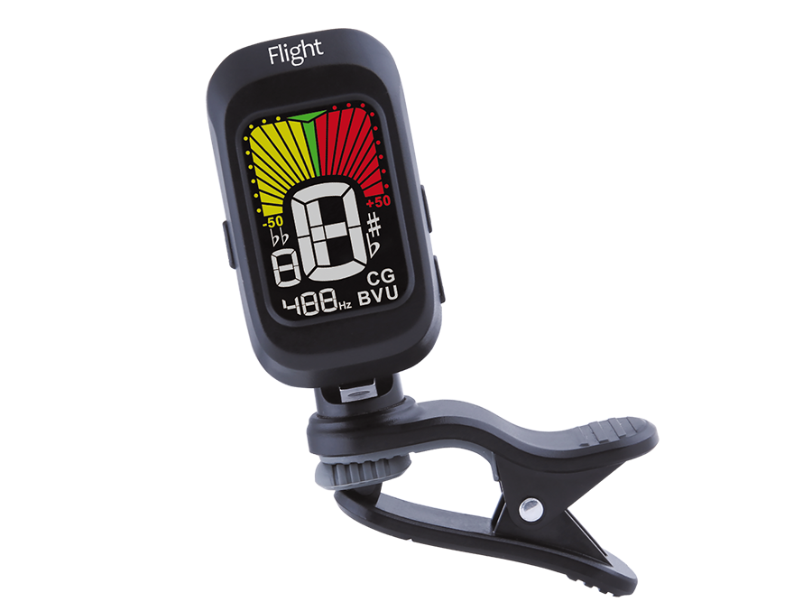 Clip on Flight Tuner